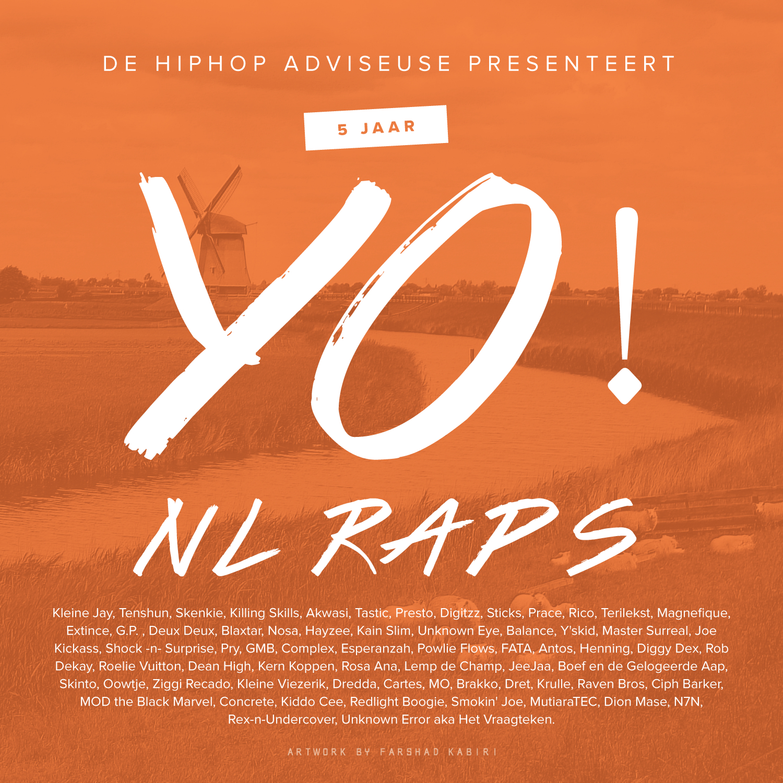 Yo! NL Raps (2015)